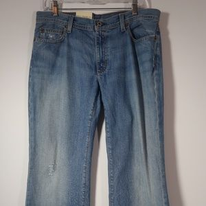 Polo Ralph Lauren Mid Rise Bootcut Kelly Jeans